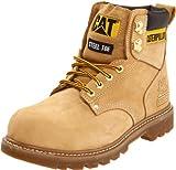 Caterpillar Men's Second Shift Steel Toe Work Boot Honey 9 D(M) US