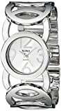 XOXO Women's XO5210 Silver Dial Silver-t...