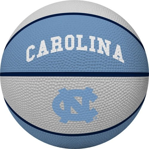 Rawlings NCAA Crossover Basketball in voller Größe, North Carolina Tarheels (Carolina Tarheels Basketball)