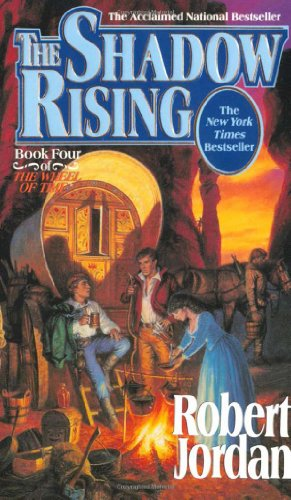 The Shadow Rising: 4/12 (Wheel of Time (Paperback))