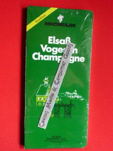 Elsass Vogesen Champagne