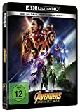 Avengers: Infinity War 4K Ultra HD [Blu-ray] -