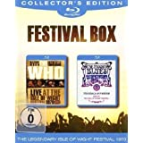 Festival Box: The Who/The Moody Blues