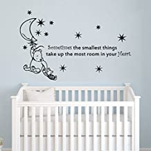 stickers ourson chambre bebe. Black Bedroom Furniture Sets. Home Design Ideas