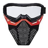 Nerf b1616fr20–Rival máscara rojo