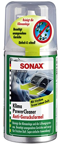 SONAX Air Power Cleaner, Geur: Green Lemon, Inhoud: 100 ml
