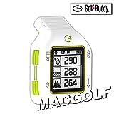 GolfBuddy CT2 GPS Entfernungsmesser Weiß/Grün