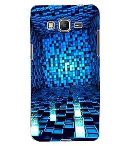 ColourCraft Creative Image Design Back Case Cover for SAMSUNG GALAXY GRAND PRIME G530H