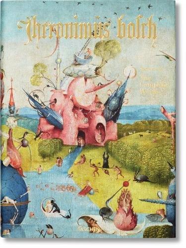 Hieronymus Bosch. The Complete Works: El Bosco. Obra Completa (Extra large) por Stefan Fischer