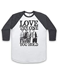 Inspired by Mumford & Sons Lover Of The Light Unofficial 3/4 Sleeve Retro Baseball Tee