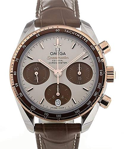 Omega Speedmaster 38 Co-Axial Chronograph 38 mm 324.23.38.50.02.002