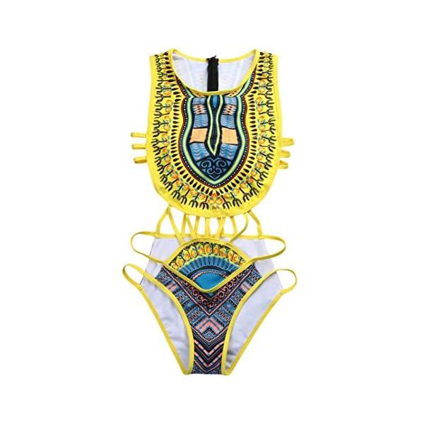 486a7938174e beautyjourney ❤️2018 Costumi Interi da Bagno Donna Brasiliana Sexy ...