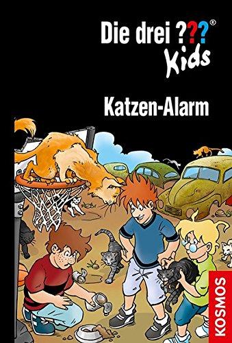 Die drei ??? Kids, Katzen-Alarm: Doppelband