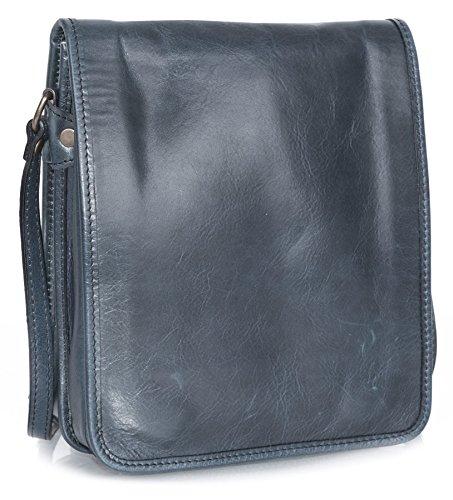 Big Handbag Shop , Sacs bandoulière femme Navy - Small Size