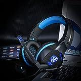 BUTFULAKE Gaming Headset, Audio Stereo Bass mit LED für PC, Kopfhörer mit Controller Praxis, kompatibel für PS4, Xbox One, PC, Laptop, Tablet, Smartphone … - 51r 2B0zVqUVL - BUTFULAKE Gaming Headset, Audio Stereo Bass mit LED für PC, Kopfhörer mit Controller Praxis, kompatibel für PS4, Xbox One, PC, Laptop, Tablet, Smartphone …
