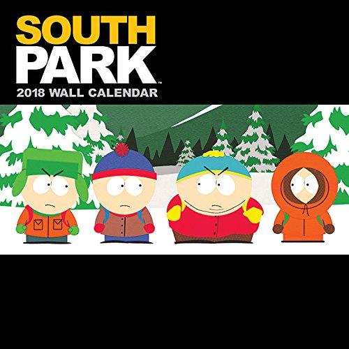 Preisvergleich Produktbild 2018 South Park Official Calendar