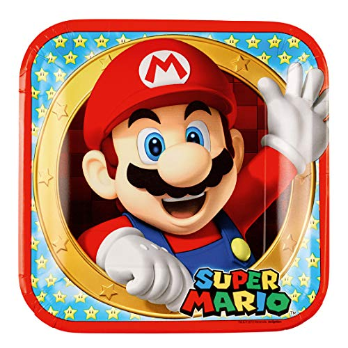 NET TOYS 8 Teller Super Mario Brothers | -