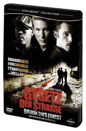 Gesetz der Straße – Brooklyn's Finest / Steelbook Collection