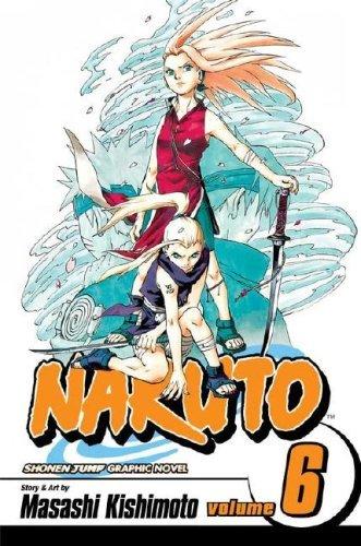 Naruto, Vol. 6: Predator (Naruto Graphic Novel) (English ...