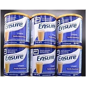 ENSURE Vanille Pulver 2400 Gramm