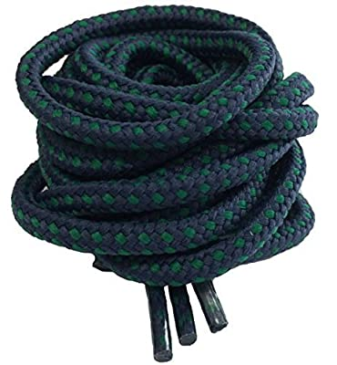 Boot Laces - Round Strong Hiking/Walking Boot Laces - 120cm to 200cm : everything five pounds (or less!)