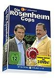 Die Rosenheim Cops - Staffel 7/Folge 01-15 auf 3 DVDs!!!