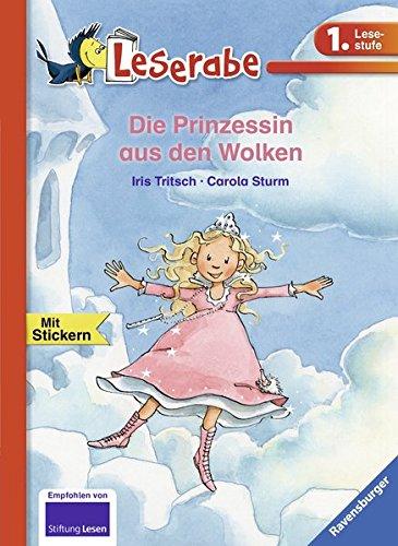 Prinzessin Iris (Die Prinzessin aus den Wolken (Leserabe - 1. Lesestufe))