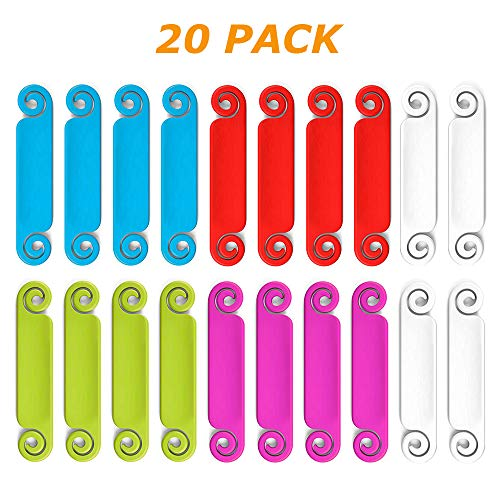 DealMux 250 Pcs Yellow PVC Letter C Print Cable Markers Labels for 2.5mm2 Wire Accessories