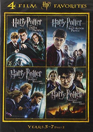 Preisvergleich Produktbild 4 Film Favorites: Harry Potter Years 5-7 (4FF)