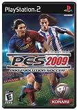 #3: Pro Evolution Soccer 09 - PlayStation 2