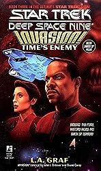 Time's Enemy: Invasion! #3 (Star Trek: Deep Space Nine)