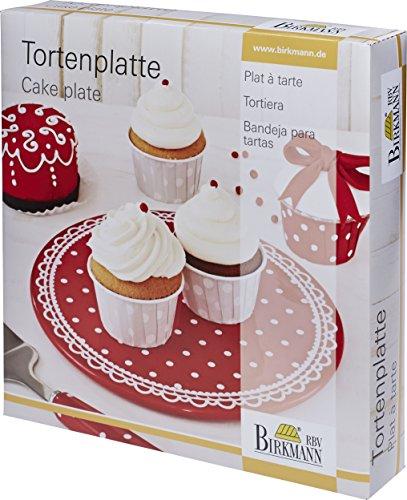 Tortenteller Keramik Ø23cm Cake Couture: Keramik,  Ø23cm, H 1 cm