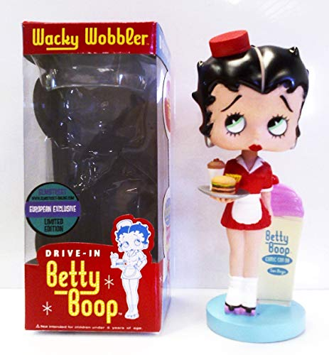 Betty Waitress `Car-Hop' Cabezon ca 15cm by Funko