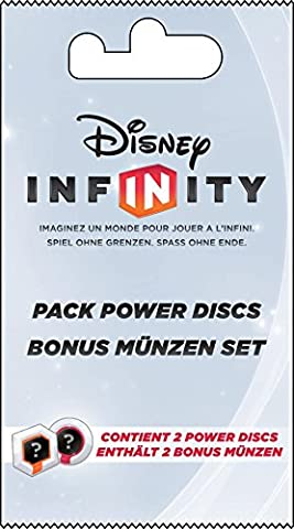 Disney Infinity - Pack de 2 Power Discs