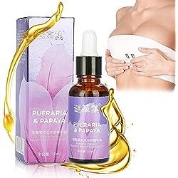 Brust creme, Herbal Bust Essential Breast Straffung und Lifting Essence Natürliche Brustvergrößerung