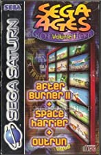 Saturn - Sega Ages Vol. 1 After Burner 2 + Space Harrier + Outrun