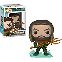 Funko Pop Aquaman: Arthur Curry de Hero Suit, (889698311779)