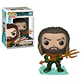 Funko- Pop: DC: Aquaman: Arthur Curry in Hero Suit, Multicolore, 31177