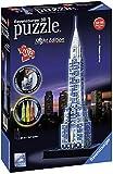 Ravensburger Chrysler Building - Night Edition, 216pc 3D Jigsaw Puzzle®