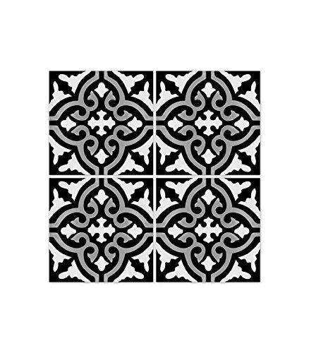 Boubouki Stickers pour Carrelage de Salle de Bain ou Cuisine Rimal