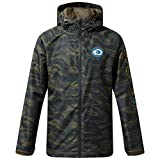 Craghoppers Kinder Discovery Adventures Jacke, Dark Moss Camo, 158