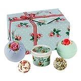 Bomb Cosmetics - Petal Perfect, Set da bagno in confezione regalo,