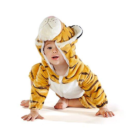 Natural Uniforms Bengal Tiger Costume (18-24 Large)