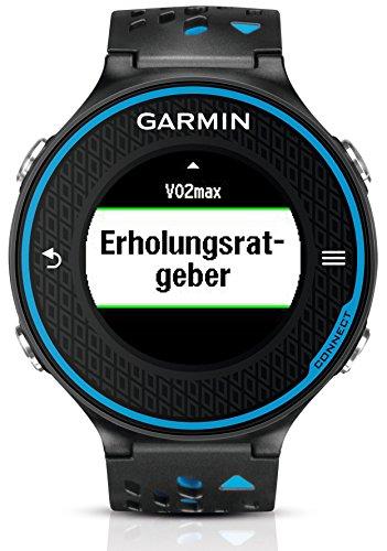 Garmin Forerunner 620 GPS-Laufuhr (Touchscreen, Farbdisplay, frei konfigurierbare Datenfelder) - 8