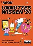 NEON - Unnützes Wissen 2020: 365 skurrile Fakten, die man nie mehr vergisst - Tages-Abreißkalender