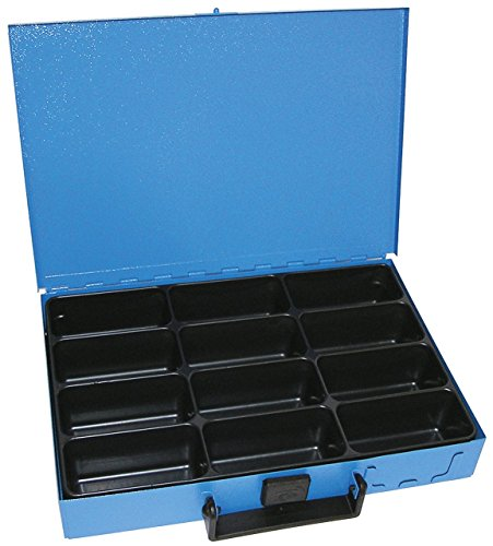 Dresselhaus Sortimente Sortimentskasten leer 12 Fächer, 1 Stück, 0/4499/000/8582/06