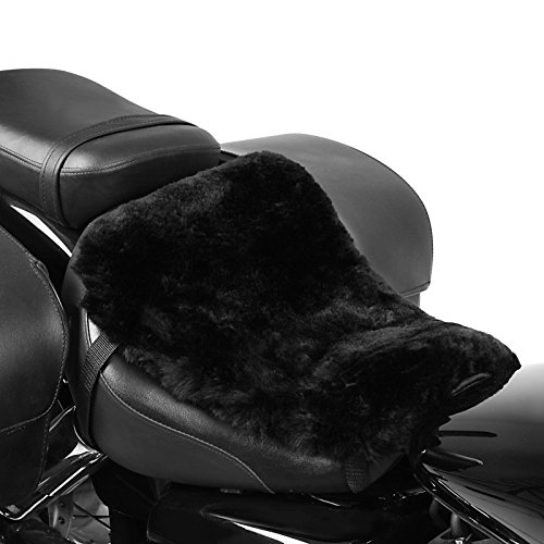Preisvergleich Produktbild Lammfell Sitzkissen Kawasaki W 800 W800 Tourtecs