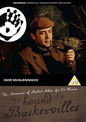 Sherlock Holmes: The Hound Of The Baskervilles (Mr Bongo Films) (1981) [2 DVDs]