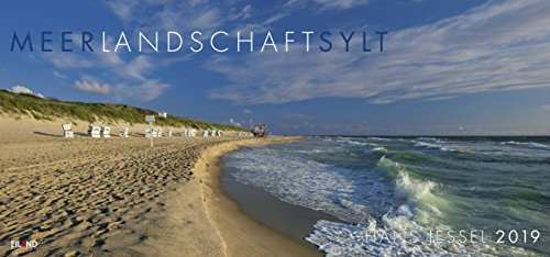 Meerlandschaft SYLT - Kalender 2019: Hans Jessel