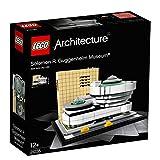 Lego Architektur 5. Solomon R. Guggenheim-Museum, von Frank Lloyd Wright